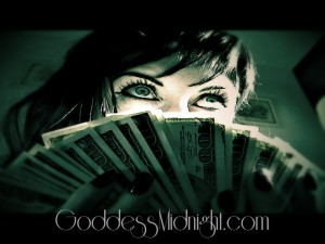 Goddess Midnight FinDom Mistress