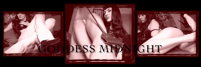 Goddess Midnight - Esoteric FemDom Goddess