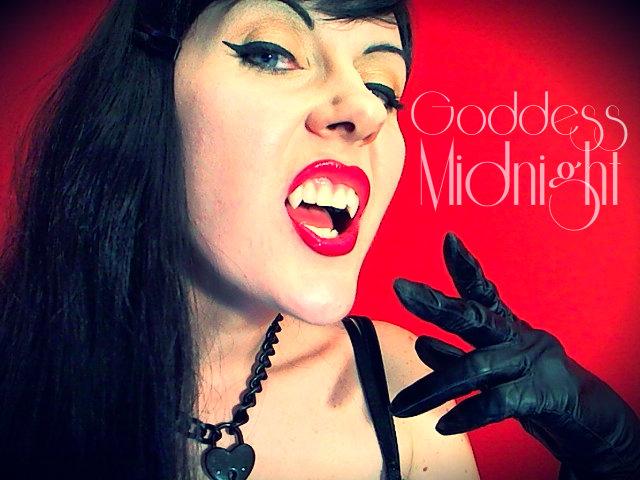 Divine Vampire Goddess