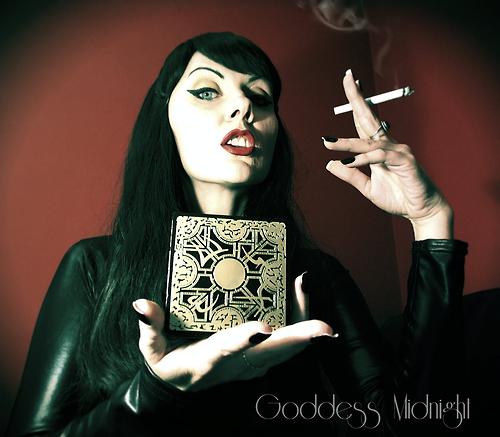 Diabolical Evil Goddess