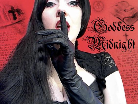 Enigmatic Femdom Goddess